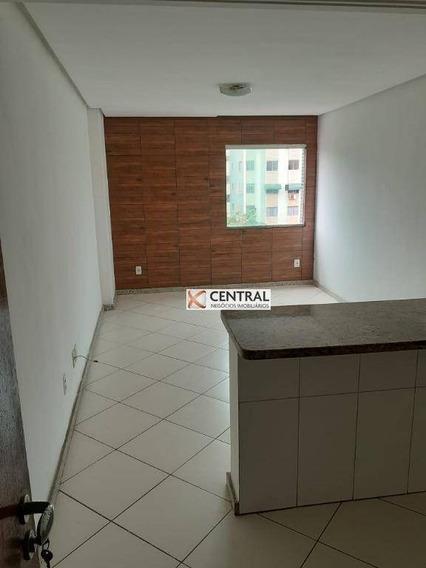Apartamento Com 1 Dormitório Para Alugar, 80 M² Por R$ 1.500,00/mês - Rio Vermelho - Salvador/ba - Ap2138