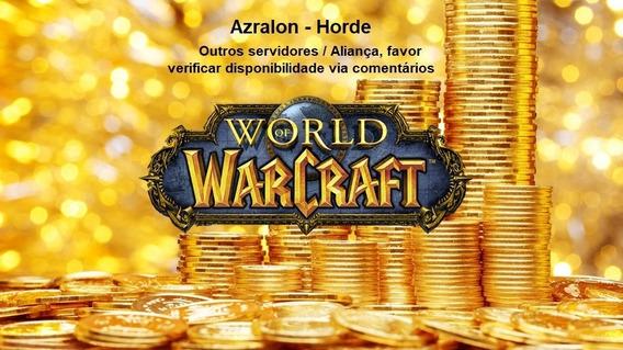 100k De Gold Wow Azralon