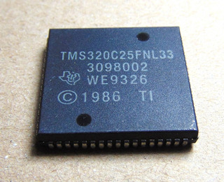 Tms320c25 Plcc-68 (tms320c25fnl-33)