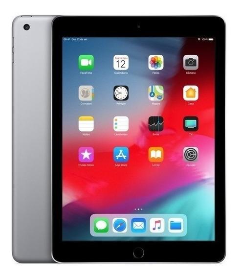 iPad New 32gb Wifi Novo 2018 6ª Geração Varias Cores 12x Nfe