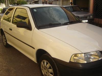 Volkswagen Gol 2005 Branco 2 Portas