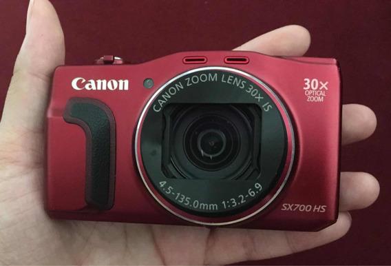 Câmera Cânon Sx700 Hs