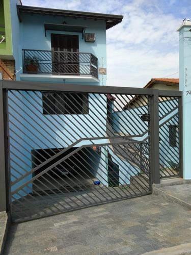 Imagem 1 de 20 de Sobrado Com 03 Dormitórios E 280 M² | Vila Guedes, São Paulo | Sp - Sb3089v