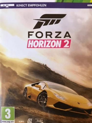 Forza Horizon 2 Juego De Xbox 360 Original Digital