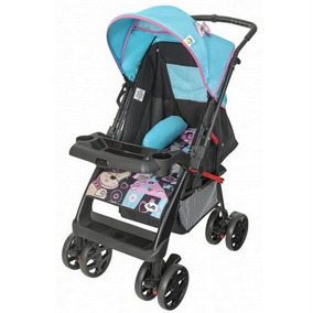 Carrinho De Bebê Supreme Tutti Baby Rosa