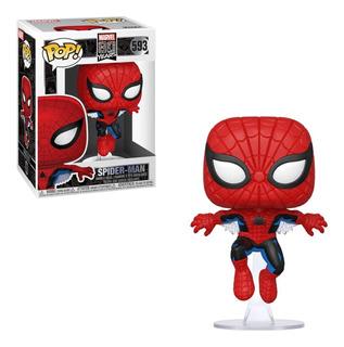 Spiderman Primera Aparicion Funko Pop Marvel 80 Años