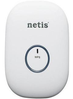 Access Point / Extensor Netis E1+ 300mbps Multicolor