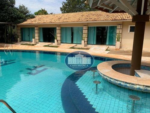 Chácara Com 3 Dormitórios À Venda, 5000 M² Por R$ 1.200.000,00 - Zona Rural - Birigüi/sp - Ch0059