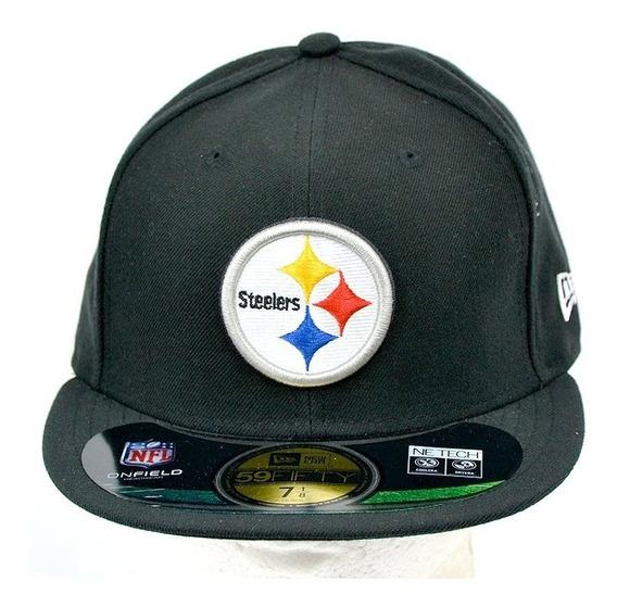 Pittsburgh Steelers New Era Gorra 59fifty 100% Original