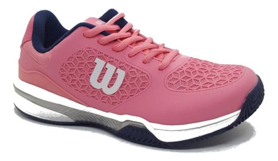 Zapatillas Wilson Tenis Match Mujer Clay 2019