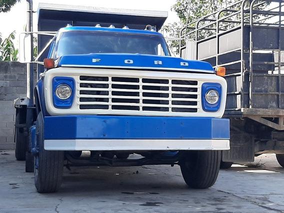 Ford F-750 Ford 750 100% Operat