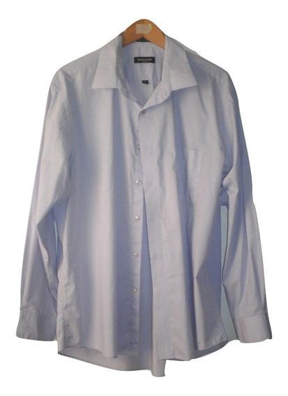 Camisa Pierre Cardin Usada Manga Larga Talla Xl Vestir $390