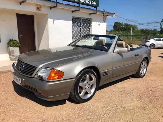 Mercedes-benz Sl 500 Automático