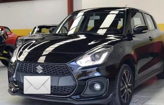 Suzuki Swift / Motor 1.6 / 25000 Km / Negro/ Automatico