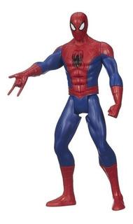Spider-man 12 Pulg, Hombre Araña Con Sonido Hasbro