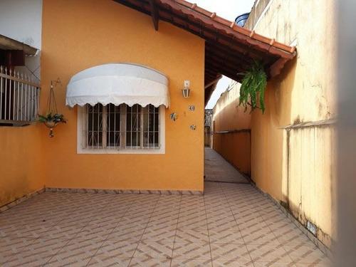 Casa À Venda Por R$ 195.000 - Oceanópolis - Mongaguá/sp - Ca0683