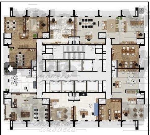Imagem 1 de 1 de Salas Comercial Para Venda - 30594