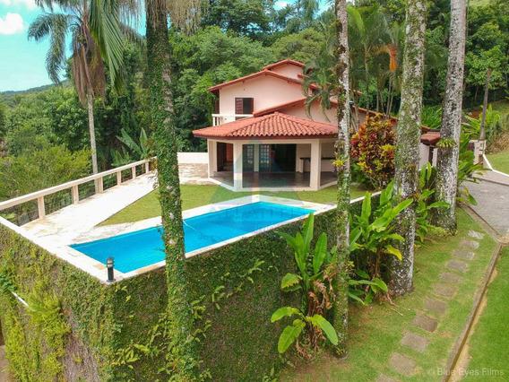 Casa Com 5 Dorms, Praia Dura, Ubatuba - R$ 1.25 Mi, Cod: 757 - V757