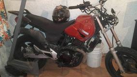 Vendo Moto Gilera Smx400 Lista Para Transferir