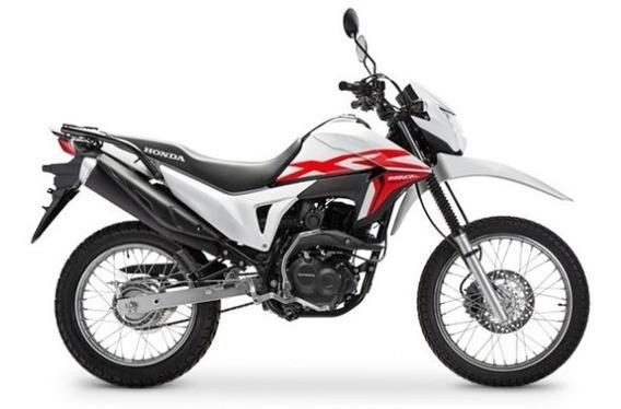 Honda Xr 190 L !! Start Motos 32