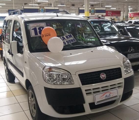 Fiat Doblo Essence 1.8 16v 7 Lugares*a Mais Nova Do Brasil*
