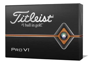 Kaddygolf Pelotas Golf Titleist Prov1 Nuevas - Caja X 12