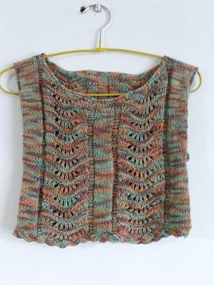 Crochetchile Polera Playa 12 Años. Envío Gratis Chilexpress
