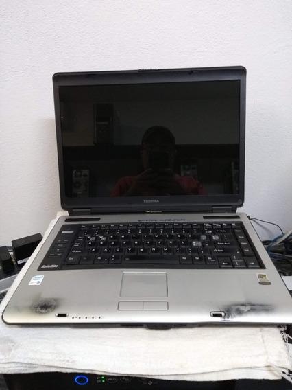 Notebook Toshiba A105 Com Defeito Retirada De Peças (leia)