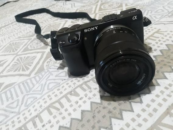 Câmera Sony Alpha Nex 7