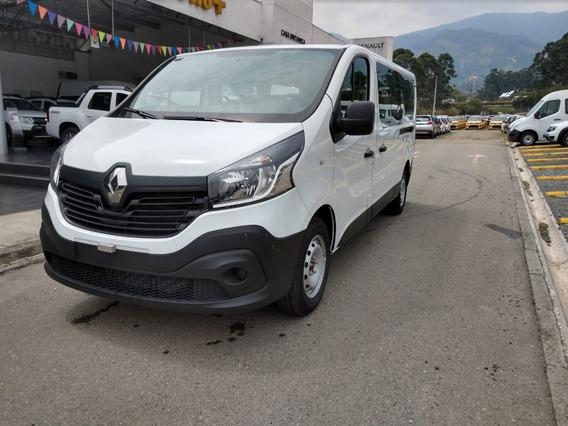 Renault Trafic Techo Bajo Pasajeros