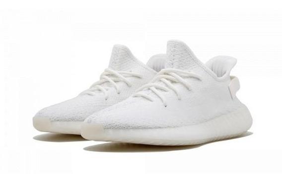 adidas Yeezy Boost 350 V2 Triple White - Talla 26mx