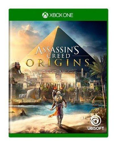 Assassins Creed Origins Xbox One - Mídia Física