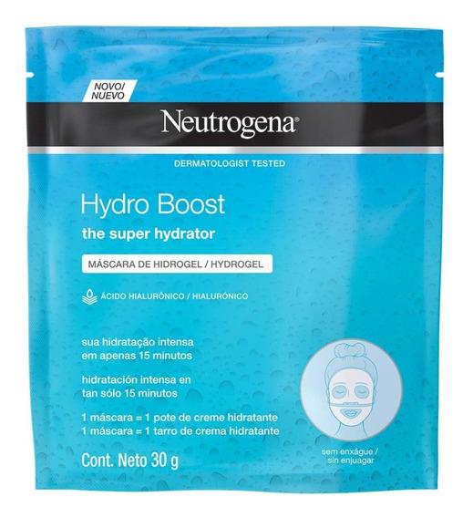 Kit C/3 Máscara De Hidrogel Neutrogena Hydro Boost 30ml