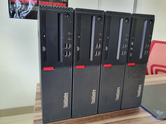 Desktop Lenovo Thinkcentre M910s I5 8gb Ddr4 1tb Win 10 Pro