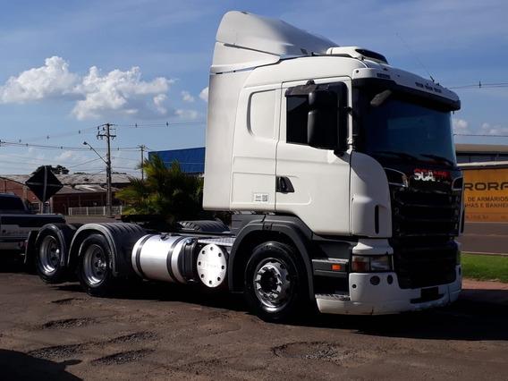 Scania G440 12/13 6x2