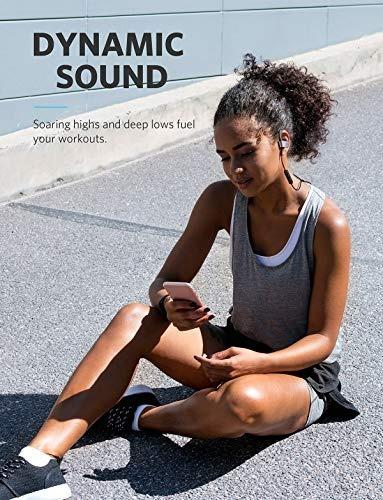 Audio Video Anker Soundbuds Surge Ligero Auricular Amz