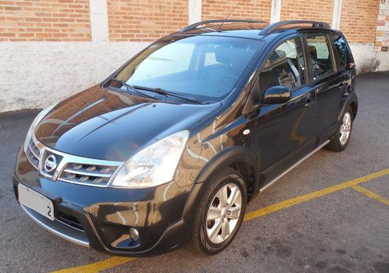 Nissan Livina X-gear Sl 2011 Único Dono Completa