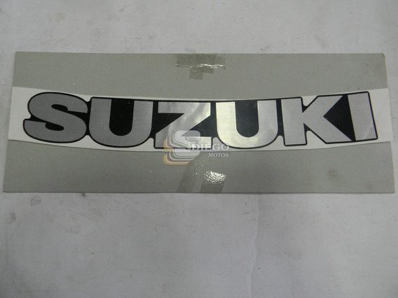 Adesivo Do Piso Inferior Original Suzuki Burgman-125 Até 10