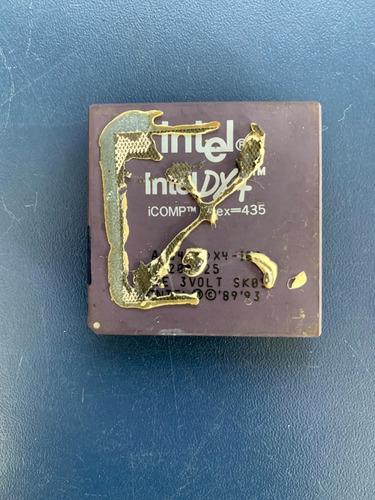 Imagem 1 de 3 de Processador Intel Dx4 A80486dx4-100 Sk05
