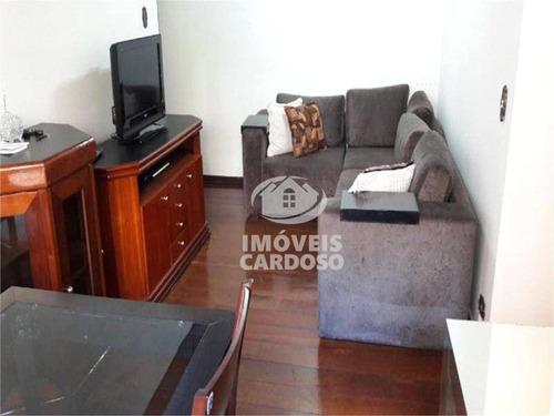 Imagem 1 de 20 de Apartamento Com 2 Dormitórios Para Alugar, 65 M² Por R$ 3.000 - Higienópolis - São Paulo/sp - Ap0581