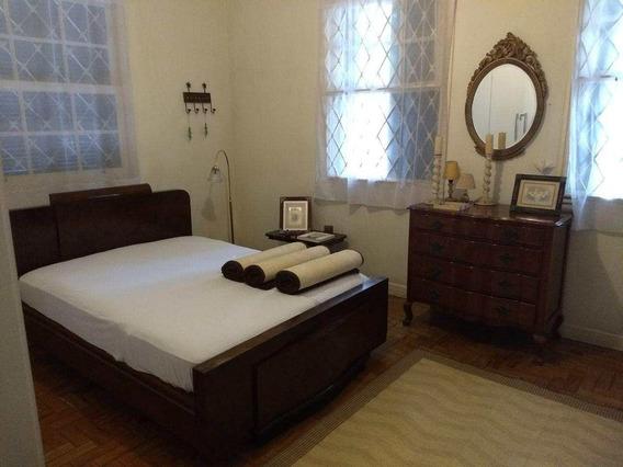 Casa Com 4 Dorms, Campo Grande, Santos - R$ 1.300.000,00, 250m² - Codigo: 11355 - A11355