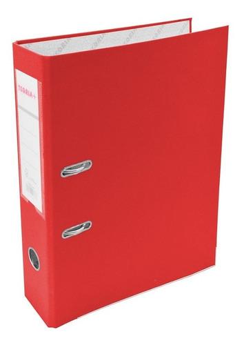 Bibliorato Oficio Ancho Rojo Teoría+