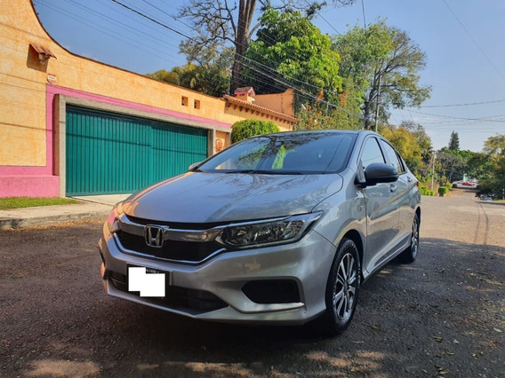 Honda City Lx 2018