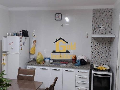 Casa Com 2 Dormitórios Para Alugar, 80 M² Por R$ 1.100/mês - Parque São Sebastião - Ribeirão Preto/sp - Ca0696