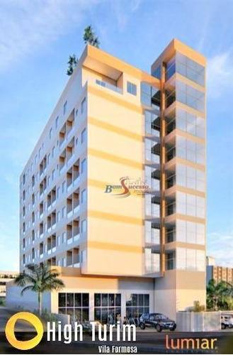 Apartamento Com 2 Dormitórios À Venda, 42 M² Por R$ 320.000,00 - Vila Formosa - São Paulo/sp - Ap2567