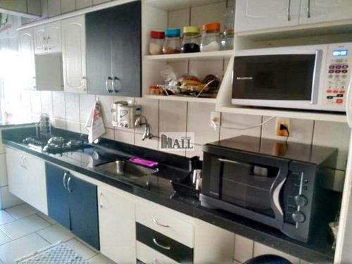 Imagem 1 de 5 de Apartamento Em São José Do Rio Preto Bairro Cidade Nova - V1169