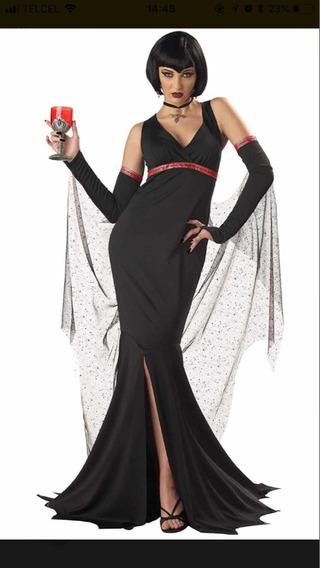 Disfraz Sexy Mujer Vampira Vampiresa Sexy