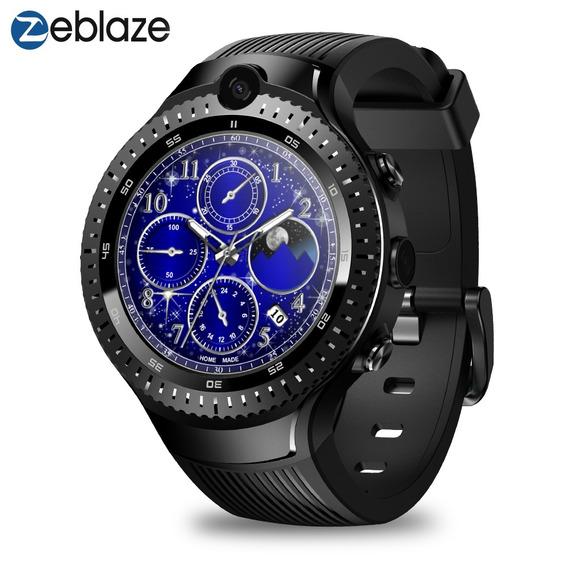 Zeblaze Thor 4 Dual 4g Inteligente Reloj Amoled Visualizació