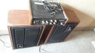 Amplificador Zenith Sin Los Parlantes