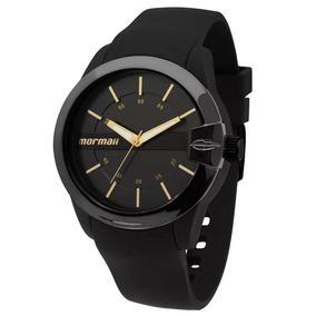 Relógio Mormaii Mopc21jah8p Pulseira Silicone